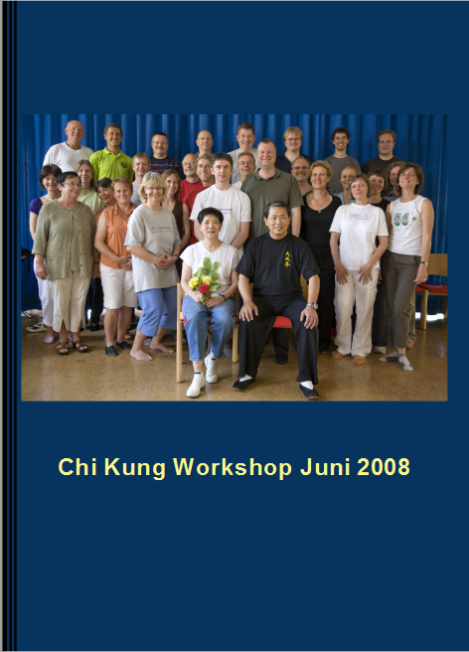 Photo Book: Chi Kung Workshop, Juni 2008