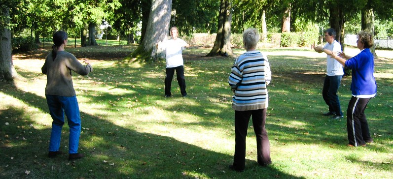 Tai Chi Training