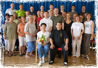 Workshop mit Meister Lam im Juni 2008