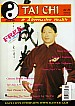 Sifu Lam on the cover of Tai Chi Magazine